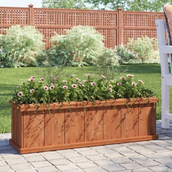 Pretty Privacy Fence Planter Boxes Ideas To Try15