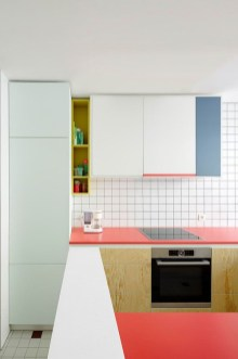 Unordinary Kitchen Colors Design Ideas That Looks Cool32