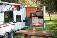 Wonderful Rv Modifications Ideas For Your Street Style14