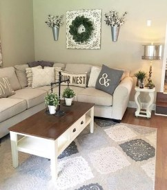 Attractive Living Room Wall Decor Ideas To Copy Asap19