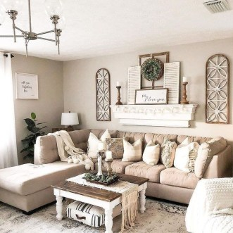 Attractive Living Room Wall Decor Ideas To Copy Asap33