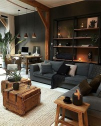 Attractive Living Room Wall Decor Ideas To Copy Asap37