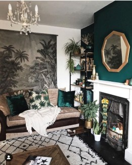 Attractive Living Room Wall Decor Ideas To Copy Asap48
