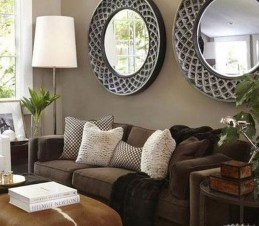 Awesome Living Room Mirrors Design Ideas That Will Admire You11