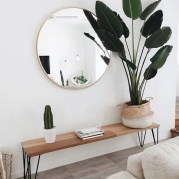 Awesome Living Room Mirrors Design Ideas That Will Admire You33