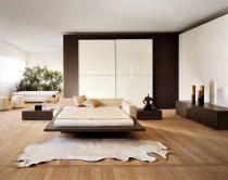 Casual Contemporary Floating Bed Design Ideas For You19