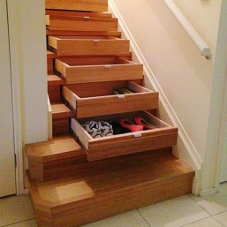 Catchy Remodel Storage Stairs Design Ideas To Try20