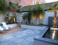 Chic Small Courtyard Garden Design Ideas For You07