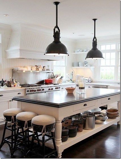 Extraordinary Big Open Kitchen Ideas For Your Home15
