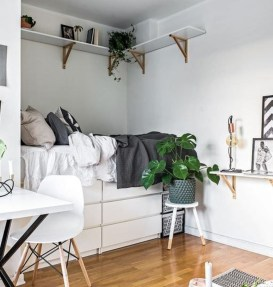 Rustic Tiny Studio Apartment Design Ideas For You13