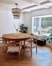 Unordinary Dining Room Design Ideas With Bohemian Style07