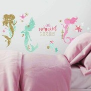 Vintage Bedroom Wall Decals Design Ideas To Try05