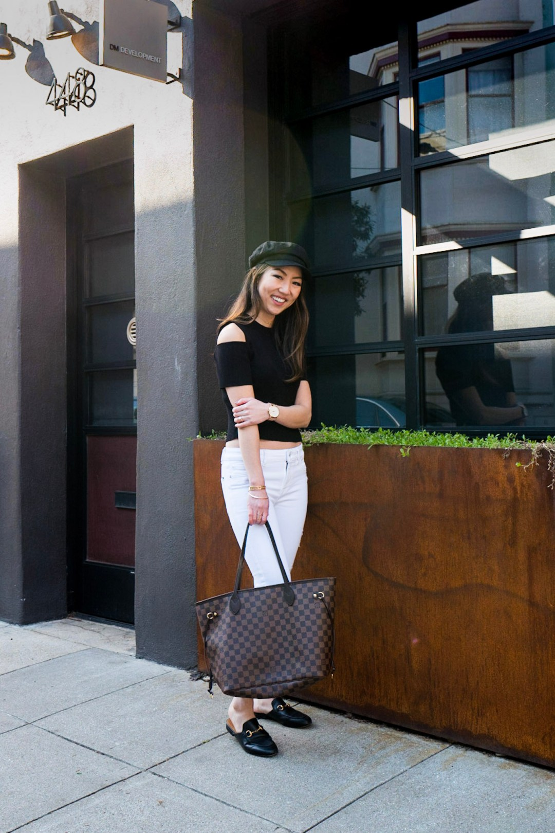 e50a8542385 FOOLPROOF OUTFIT IN BLACK AND WHITE – TREND ENVY