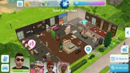 LOS SIMS MOBILE