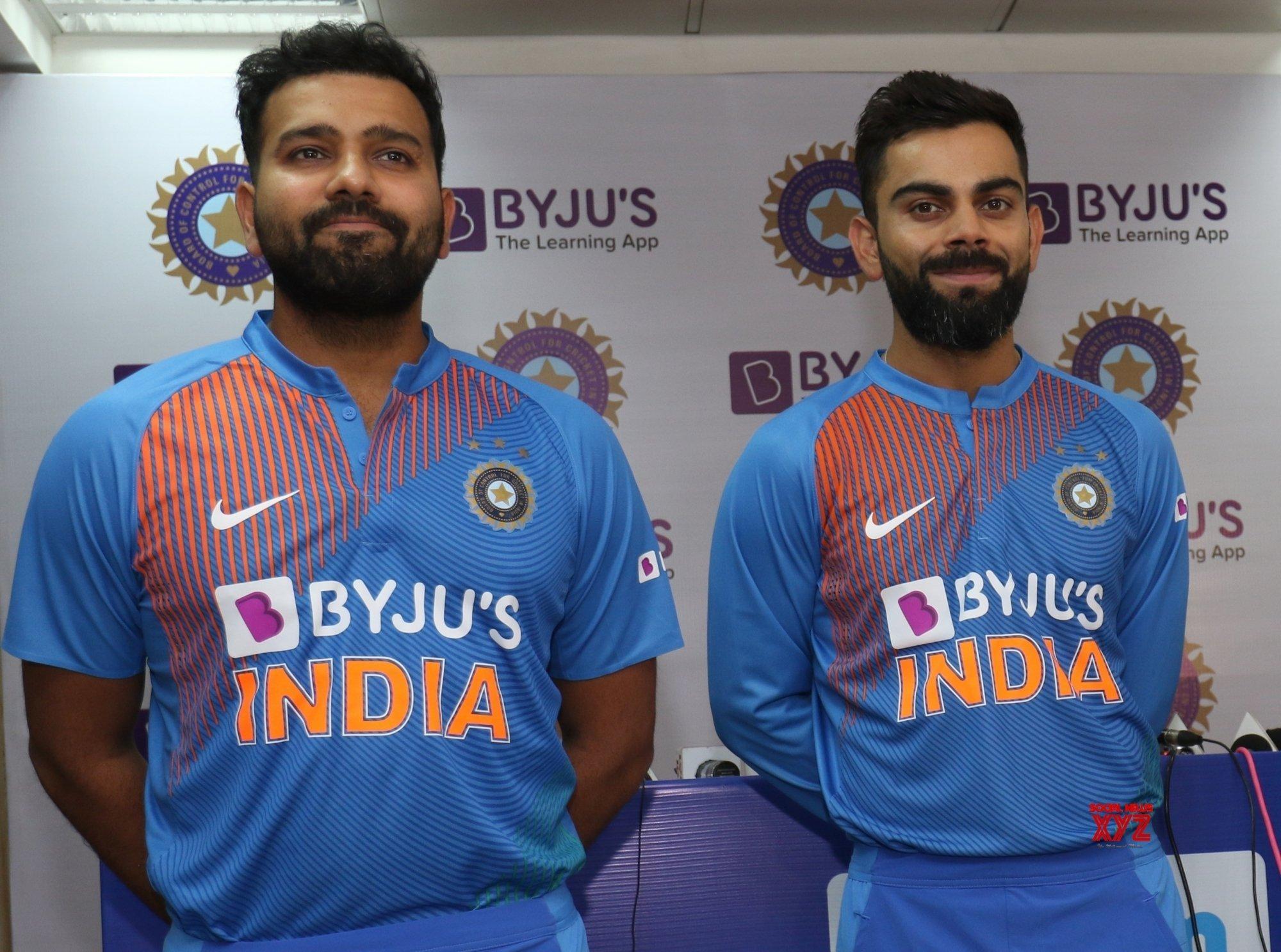 new sponsor logo on indian team jersey