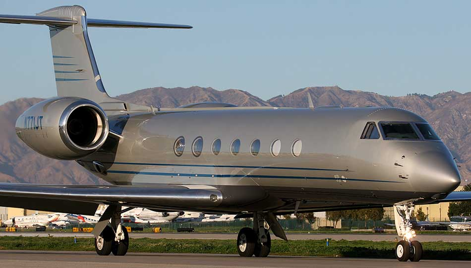 Private Jets Owned By Celebrities