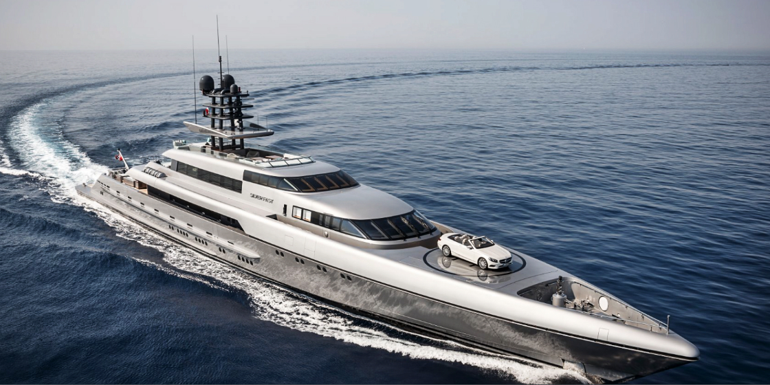 The Top 10 Celebrities with the Nicest Yachts
