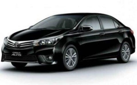 New Toyota Corolla Altis Facelift