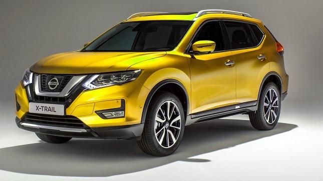 New Nissan X-Trail-trendingmotor