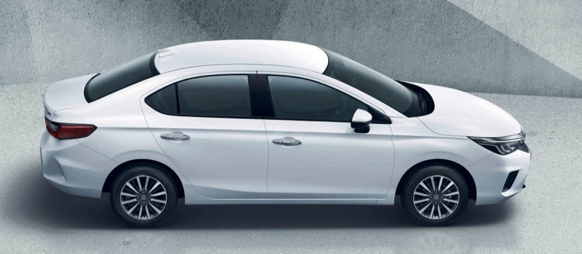 ALL NEW HONDA CITY- Drive In Style