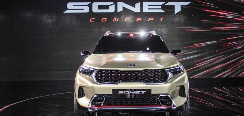 Kia Sonet – The Upcoming Sensation