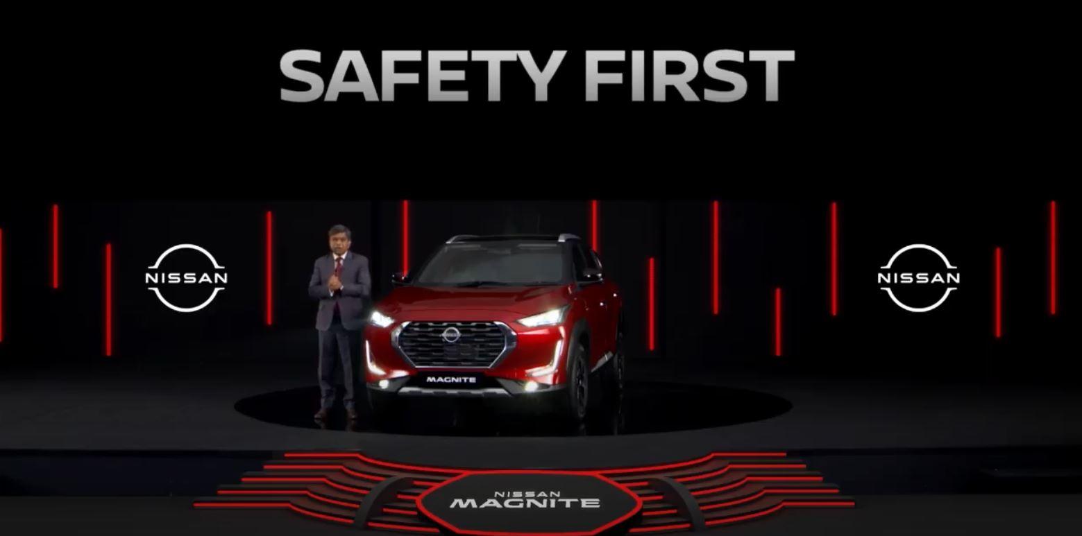 Nissan Magnite - First Look - Trending Motor