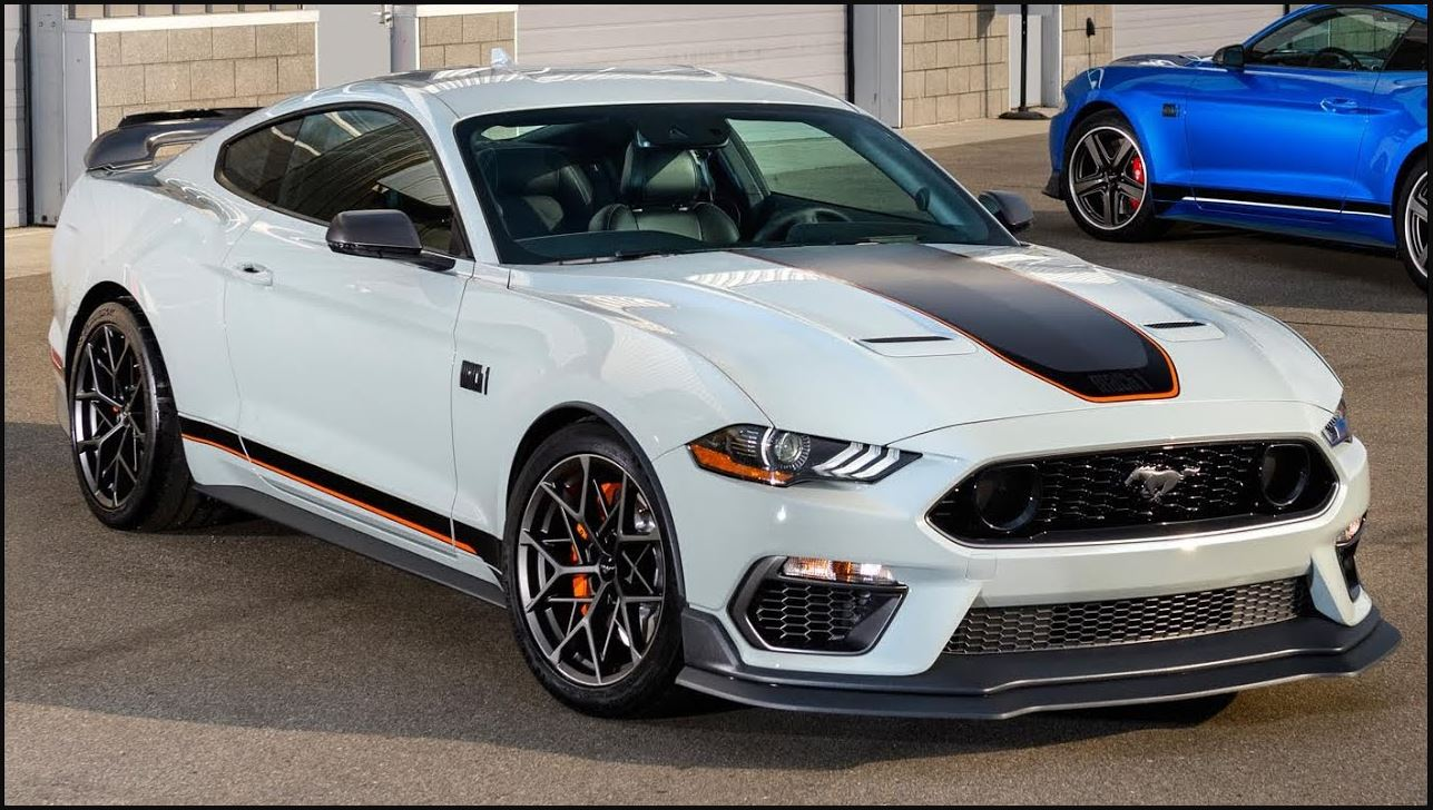 Top 3 Muscle Cars for 2021