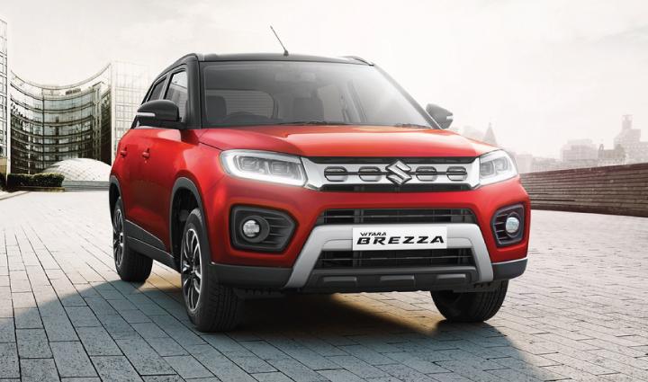 By October 2021, Suzuki Vitara 2022 will be unveiled