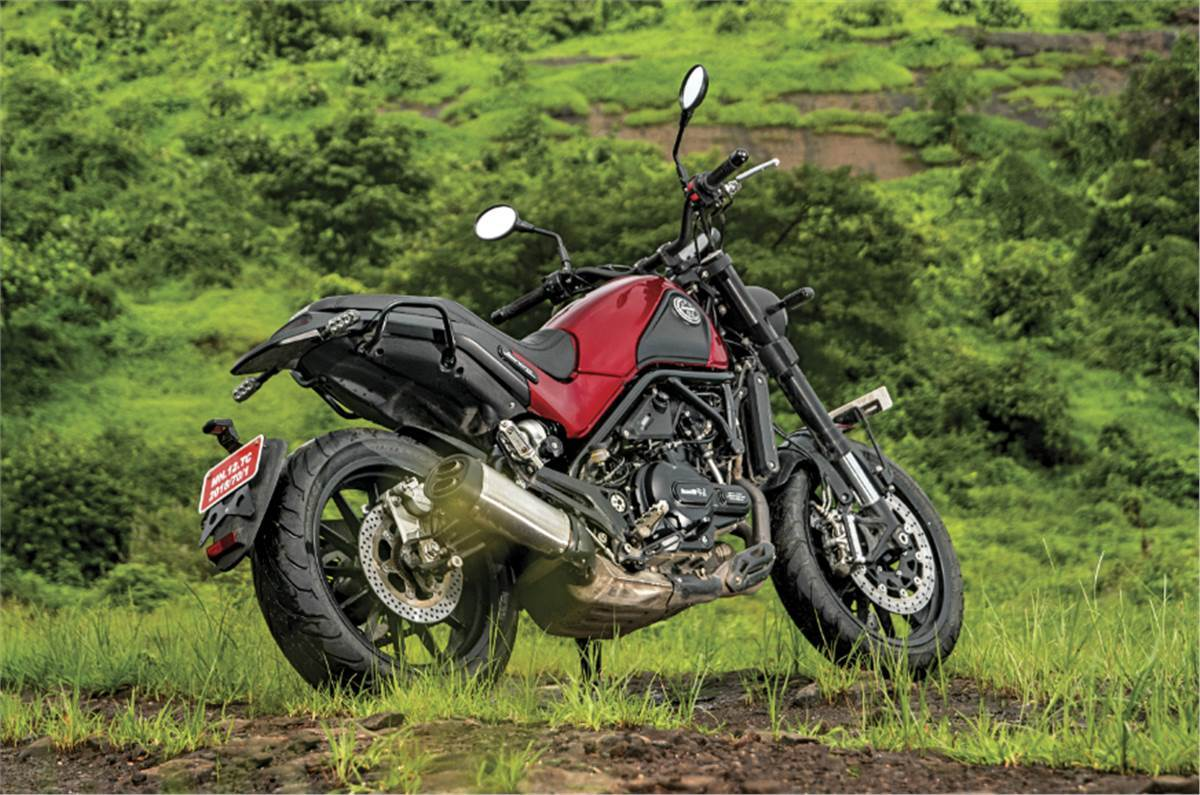 Based on the Benelli Leoncino, a new 500cc fully-faired motorcycle has been spotted