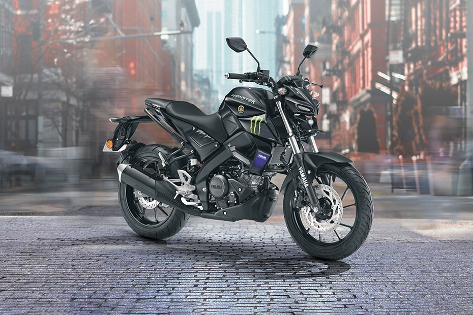 The Yamaha MT 15 MotoGP Edition has been launched in India