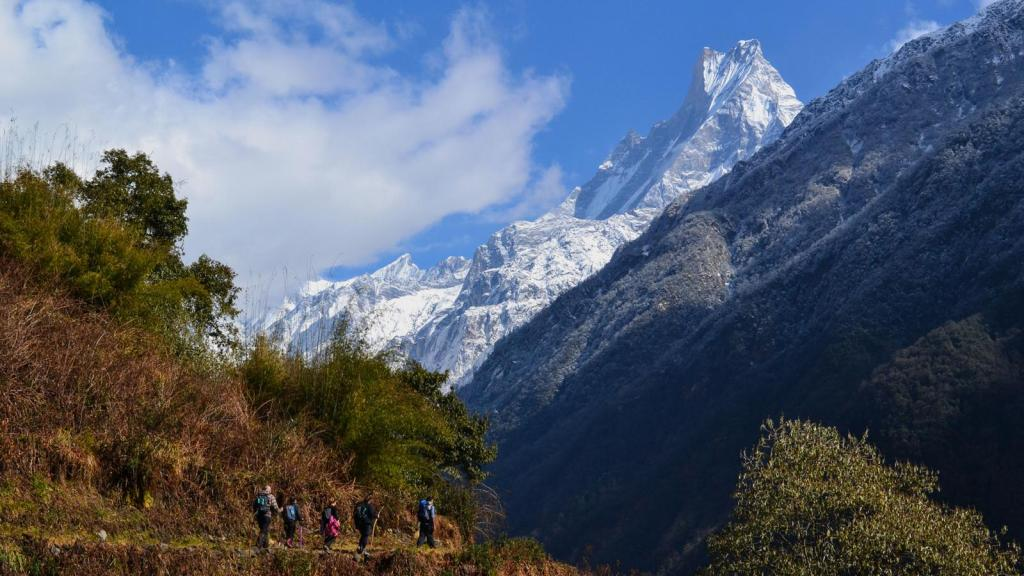 Short Trek in Nepal