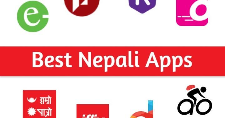 10 Best Nepali Apps 2020