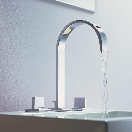 dornbracht mem sieger design faucet Kitchen Faucets White Finish