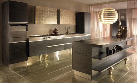 Kitchens by Must Italia