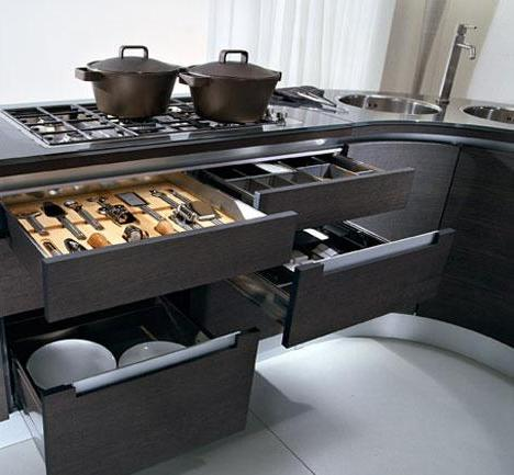 Modern Kitchen Trends Remodeling Ideas Drawers