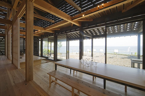 Japanese architecture to help me construct the interior of for Japanese architecture firms