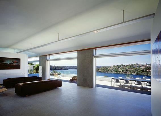 Luxury Ocean View House In Sydney Australia Northbridge