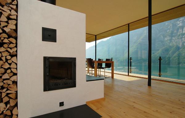 Contemporary Swiss Chalet By Km Architektur Modern