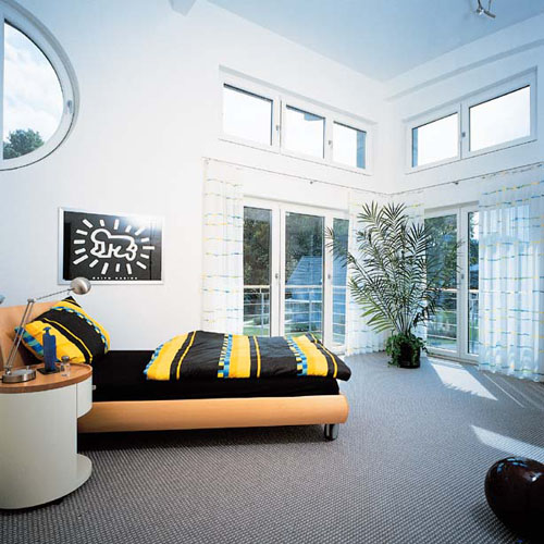 The gorgeous prefabricated WeberHaus Passive House