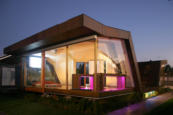 Sustainable House Design On Display In Sydney Australia