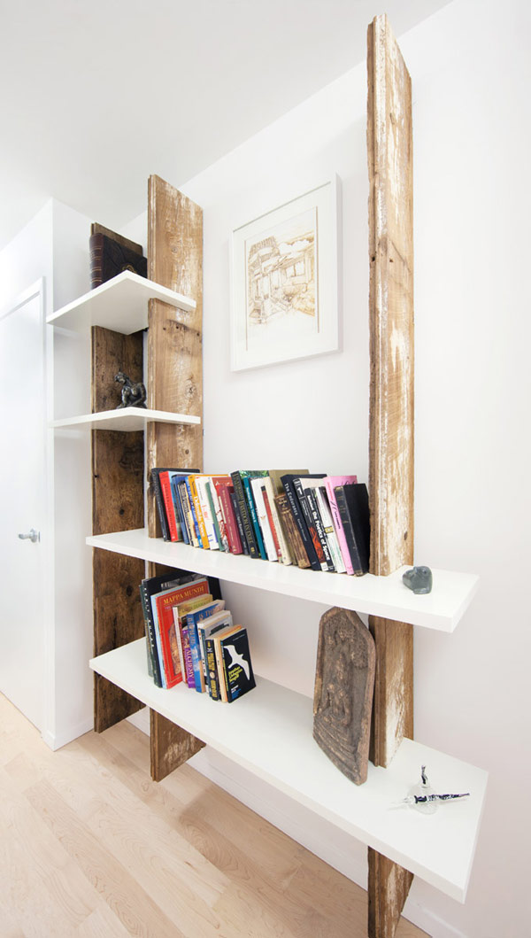weathered wood shelf diy art this shelf is a modern art piece that you