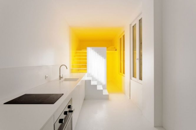 Parisian Apartment Called Spectral