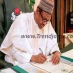 News: Buhari Approves Bill That Allows NOUN Graduates Participate In NYSC, Law School