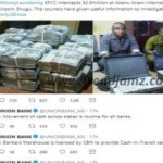 News: Union Bank Slams EFCC, Claims Ownership Of N1 Billion Recovered At Enugu Airport