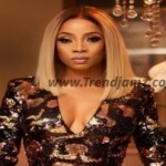 (WATCH): Toke Makinwa Tells Women What To Do When Wooed By Married Men