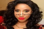 Gist: Tonto Dikeh Shakes A Table That Has Some Celebrities On It