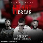 MUSIC: Oteekay – HeartBreak Ft. Lakrim X Charlito