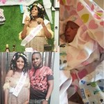 Gist: Biola Adekunle Welcomes Baby After 5 Years Of Marriage (Photos)