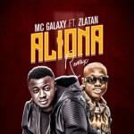 MUSIC: MC Galaxy – Aliona (Remix) Ft. Zlatan