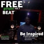FREEBEAT: Sense Beat - Be Inspired Gospel Instrumental